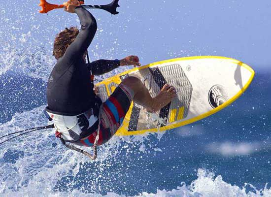 kite surf djerba