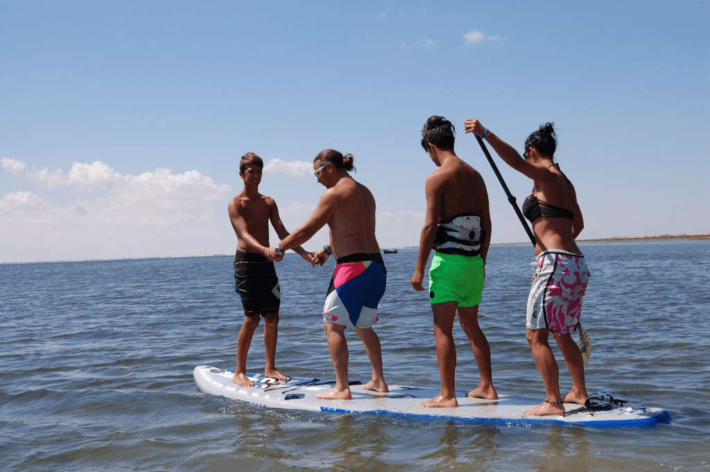 kitesurf djerba : pack-groupe