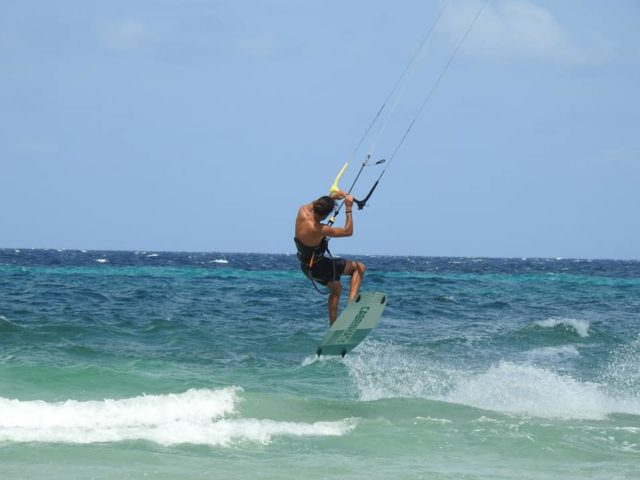 kitesurf en illimité à Djerba