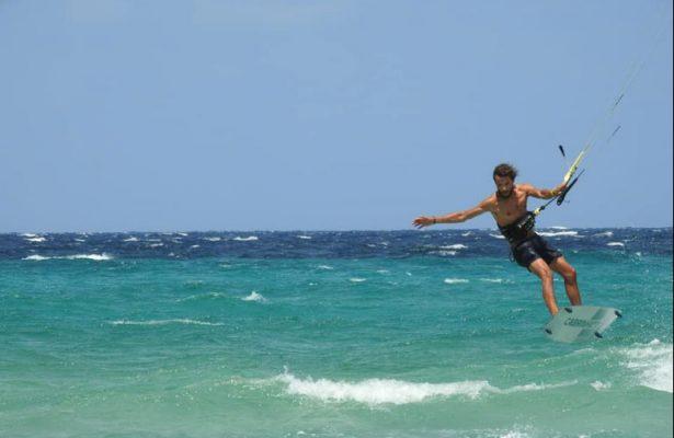 Stages spéciaux de kitesurf